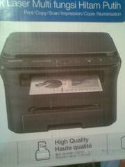 принтер+сканер (лазерный) МФУ SAMSUNG SCX-4600/XEV,