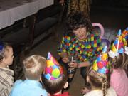 День рождения с клоуном 89374266776!!!