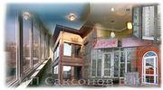 Окна REHAU,  двери,  балконы в Пензе