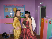 Клоун Карамелька и Фея на день рождения!!!