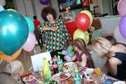 Аниматор(клоун) на день рождения!!!