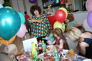Вызов клоуна на день рождения ребенка!!!!