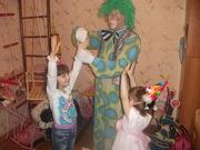 Безумно смешной,  веселый, забавный, юмористический клоун Пыжик!