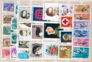 Отдам даром кучку марок