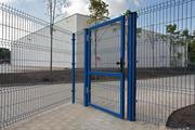 Металлический забор панельного типа в Пензе