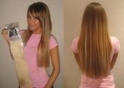 Накладные волосы чудо пряди