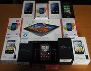 Cмартфоны,  коммуникаторы и планшеты: Apple,  HTC,  LG,  Motorola,  Samsung