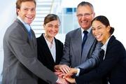 Работа с клиентами компании