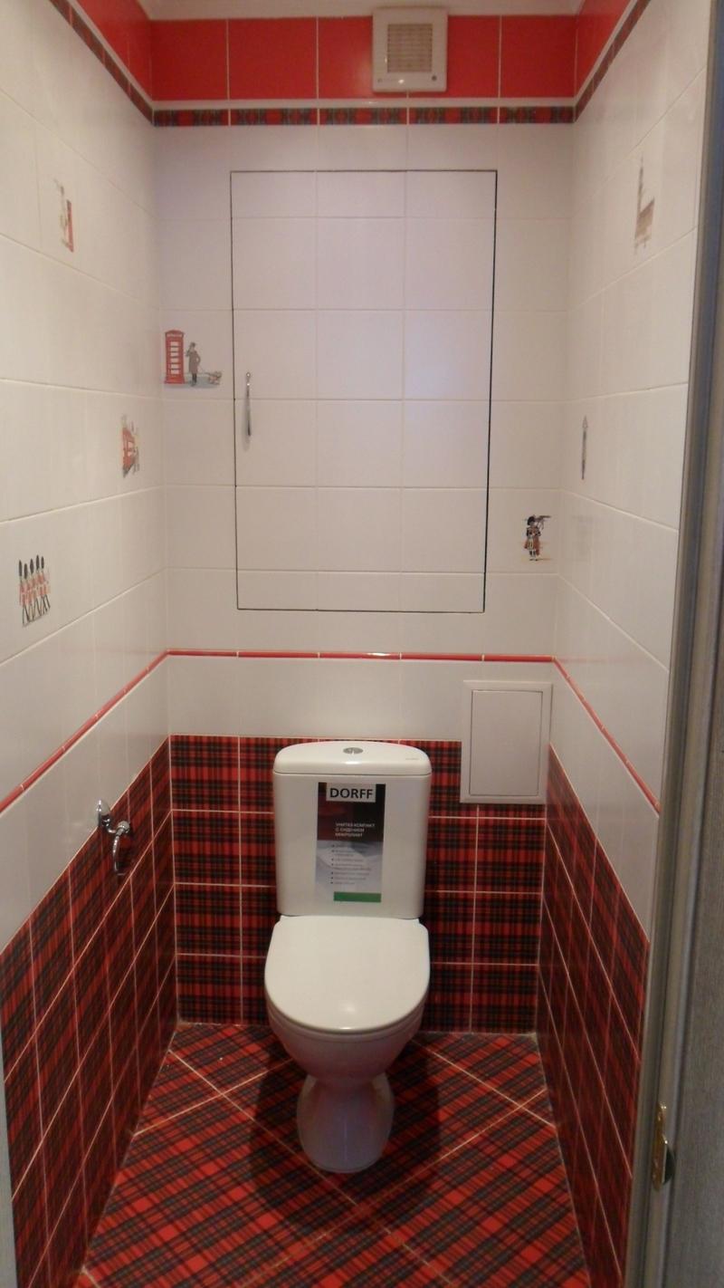 Какой дизайн сделать в туалете