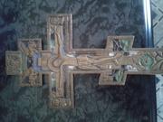Бронзовый крест