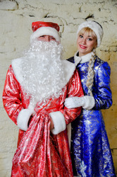 Дед Мороз и Снегурочка в Пензе