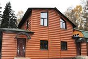 Металлический сайдинг Блок Хаус по зимним ценам от цк рим