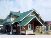 Готовь металлочерепицу на крышу зимой,  а строй летом. цк рим