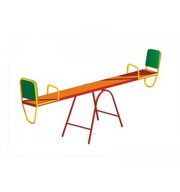 Качалка-балансир деревянная РМ Емеля для детской площадки