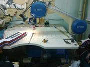 Раскройный нож ленточный Aurora CF-900