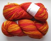Продается прибалтийская пряжа КАУНИ для ручного вязания.