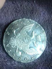 рубль 1755