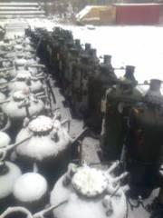 Котел паровой ,   парогенераторна 200 килограммов пара в час парогенератор с военного хранения
