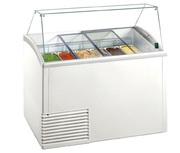 Витрина (прилавок) для мороженого FRAMEC SLANT 510