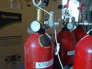 Куплю баллоны-модули газового пожаротушения ,  с истекшим сроком