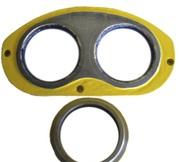 Плита и кольцо CIFA DN230