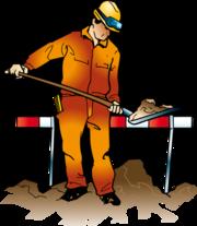 Земельные и наружные работы
