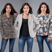 Верхняя женская одежда оптом от производителя.