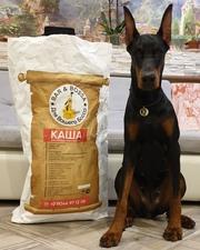 Питательный корм для собак без аллергенов
