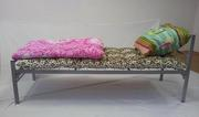 Трехъярусные кровати металлические с доставкой по стране